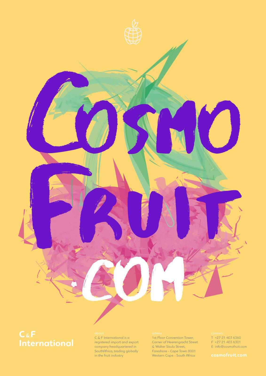 Cosmo Fruit | Post - Spectacular Office